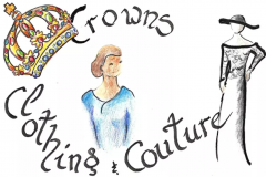 Crowns, Clothing & Couture